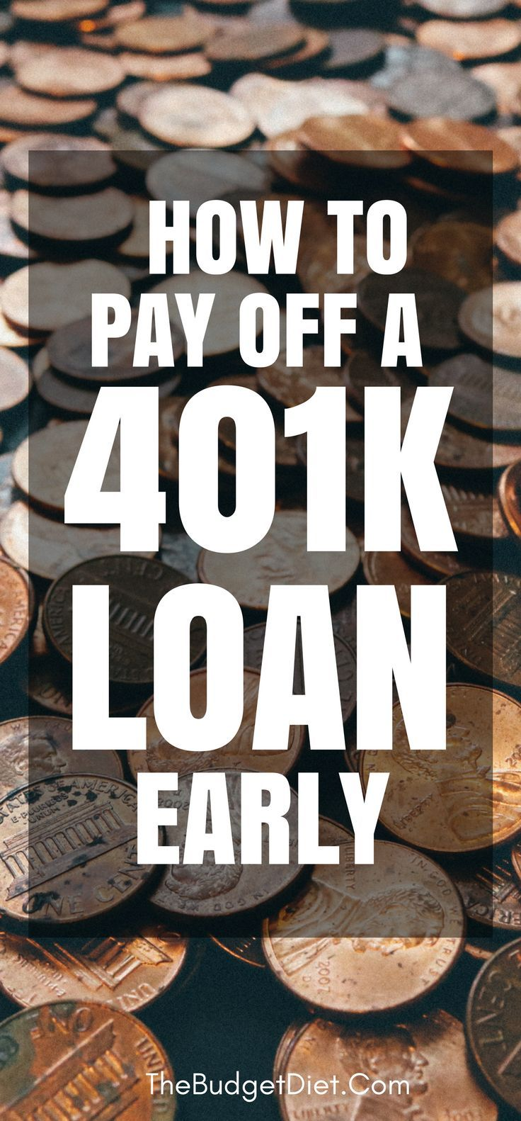 How To Pay Off A 401k Loan Early 401k Loan How To Get Money Paying Off Credit Cards