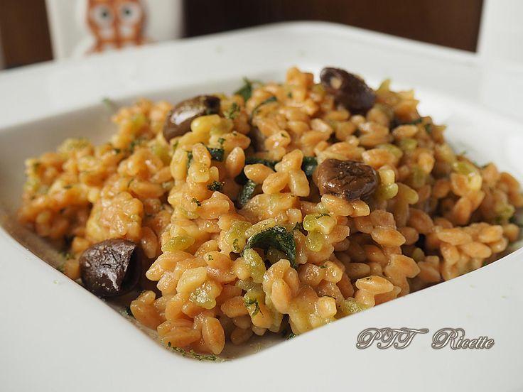 Legumotti alla salvia, una ricetta senza glutine. #legumotti #salvia #olive  #legumi #primopiatto #senzaglutine #ricetta #recipe #italianfood #italianrecipe #PTTRicette