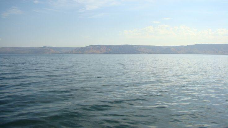 mar da galileia | Caravana Israel 2012 - Mar da Galiléia