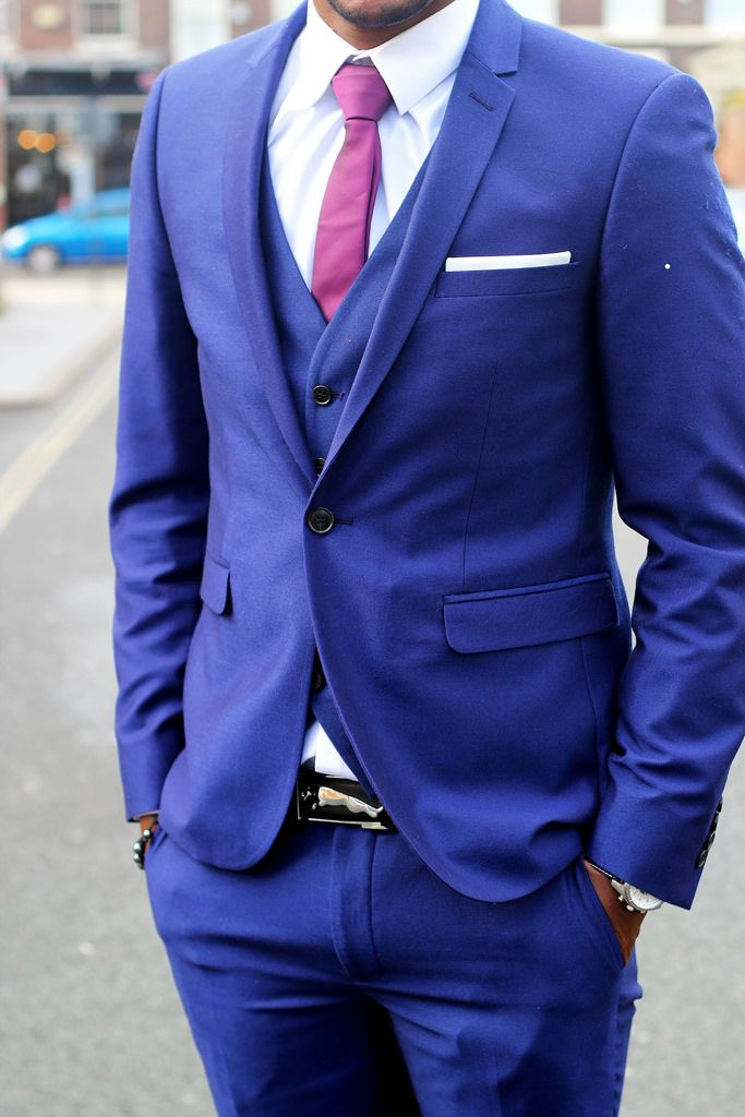 pocket square for navy suit - Google Search