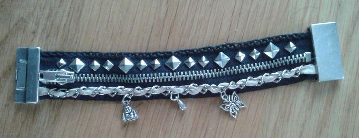 Rits armband