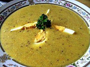 Zupa musztardowa z jajkiem - przepisy.net