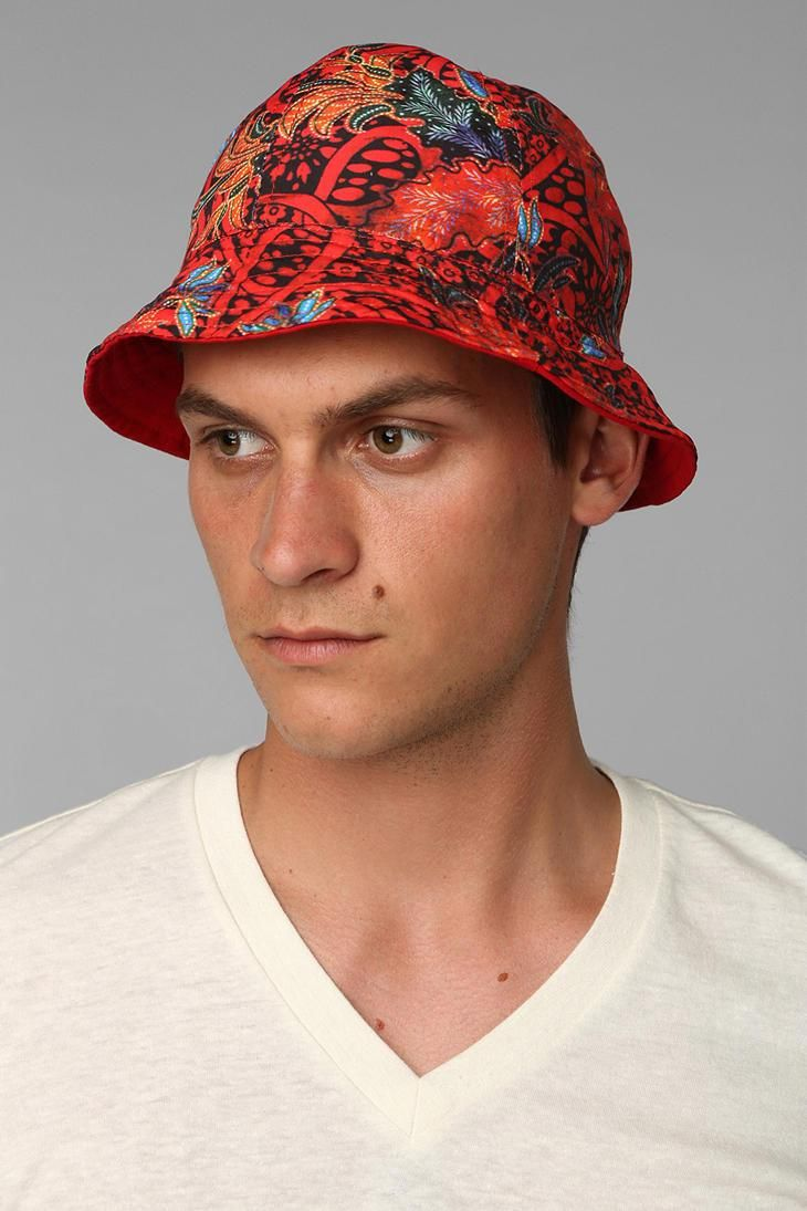 Exploded Floral Bucket Hat  bd2ed0f81df