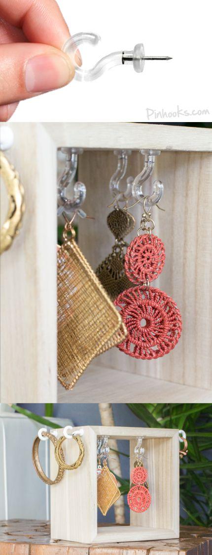 Jewellery Box DIY by Pinhooks.com