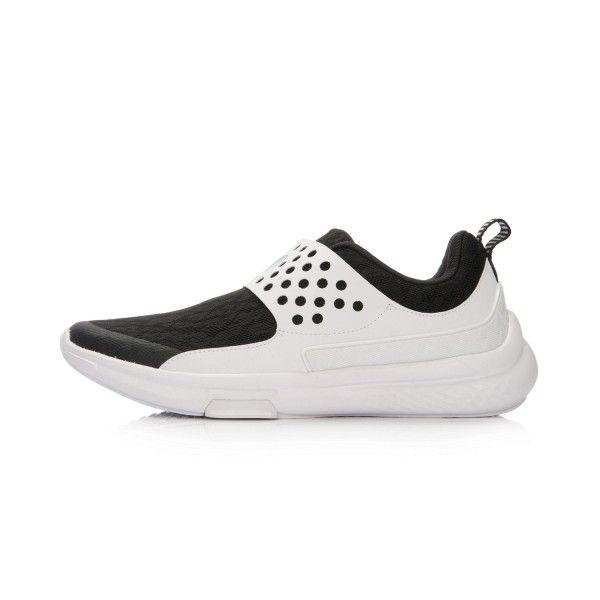 Li-Ning Wade Samurai Velcro Strap Low Mens Basketball Shoes