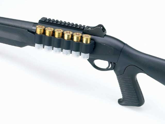 Mesa Tactical SureShell Shotshell Carrier for Benelli M4