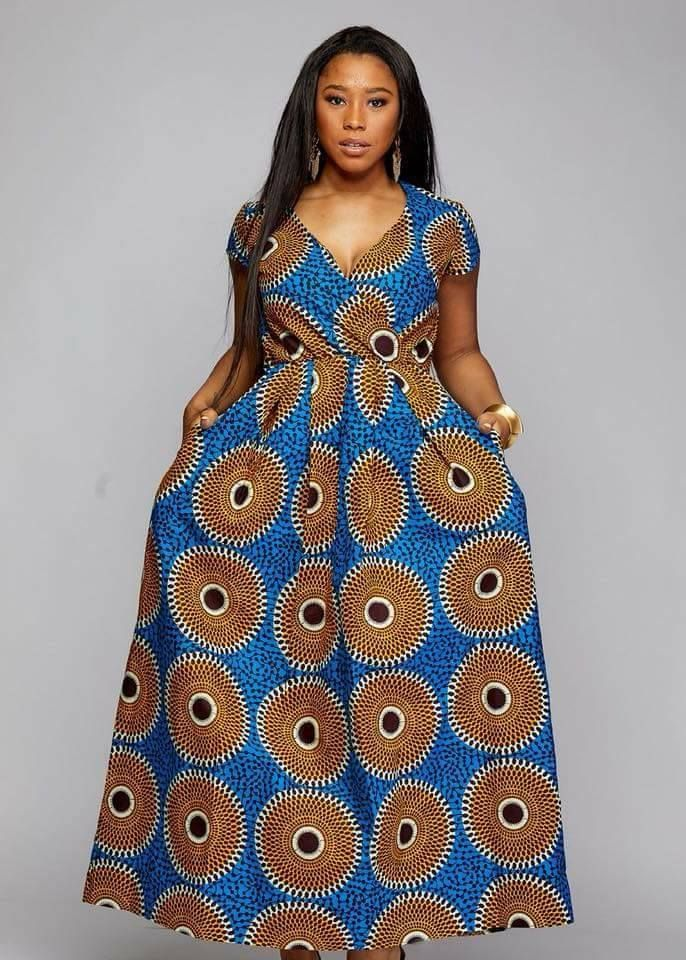 Long Africa Mede African Maxi Dresses Latest African Fashion Dresses African Clothing Styles