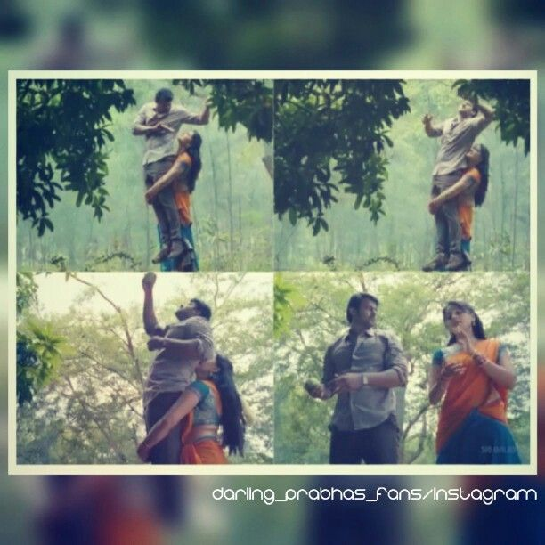 Prabhas, Anushka