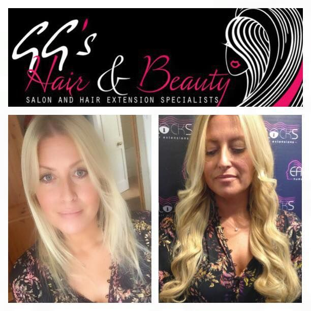 Easilocks hair extensions at GG's salon, Plymouth! Call 01752 220609 Plymouths only registered salon for these amazing hair extensions #easilocks #hair #extensions #plymouthhairextensions #plymouth https://www.facebook.com/ggshairextensionsplymouth/photos/a.768404266551874.1073741825.768404209885213/961515537240745/?type=3