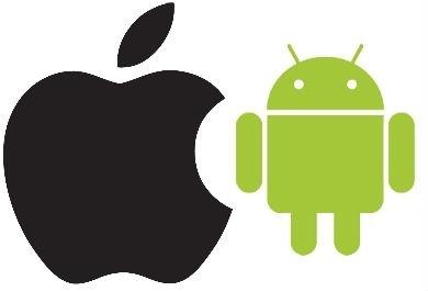 Apple OSX vs. AndroidTech Apples, Popular Technology, Tech Tech Stuff, Smarter Tech, Techstuff, Tech Colors, Techie Gadgets, Tech Luizarezend, Android Désormai