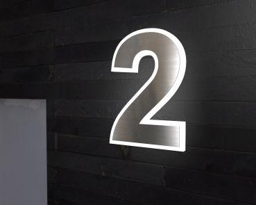 Moderne Hausnummern Edelstahl 10 besten hausnummer bilder auf hausnummern edelstahl