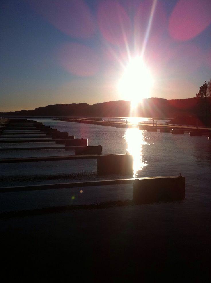Nordre Jarlsberg Brygge Marina, Norway
