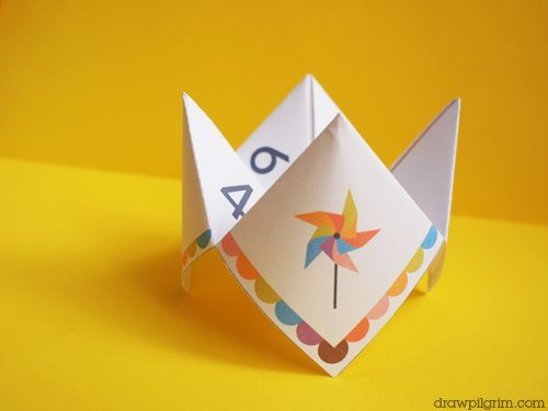 60 best Cootie Catchers images on Pinterest Catcher, Paper - cootie catcher template