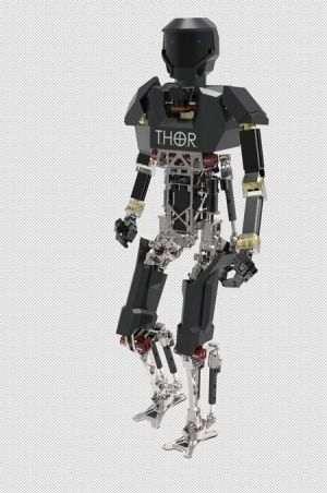 DRC, military robot, military technology, DARPA, future