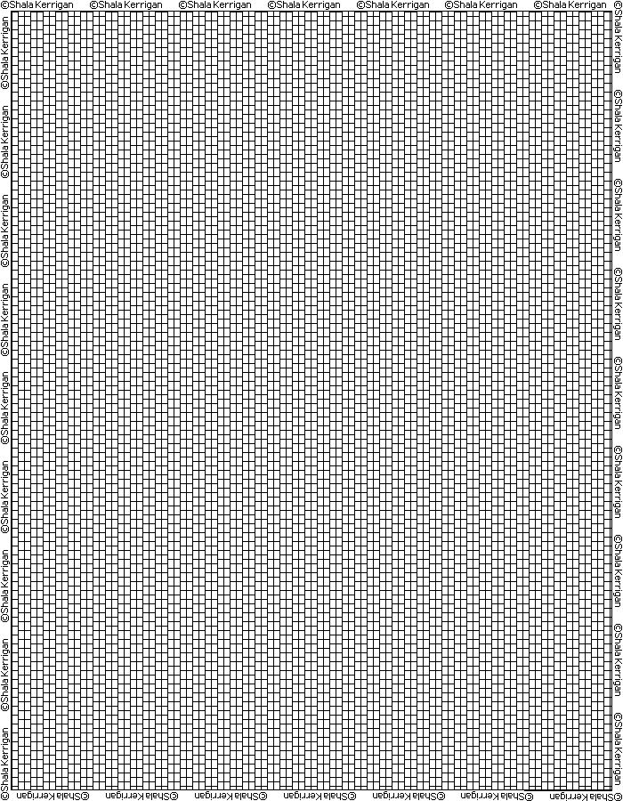 15 best graph paper for beading designs images on