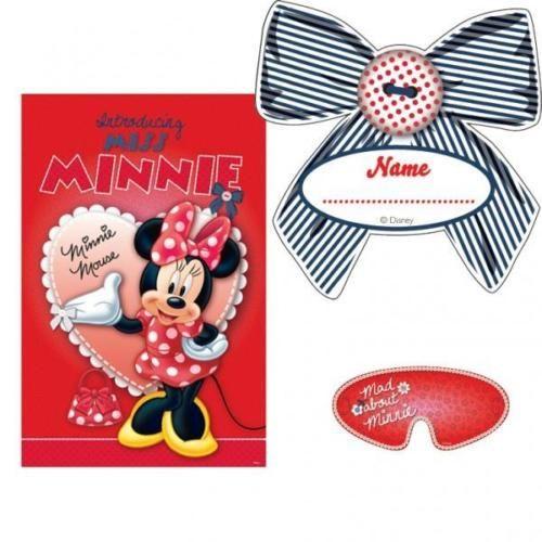 Minnie Mouse spil - sæt sløjfen på Minnie