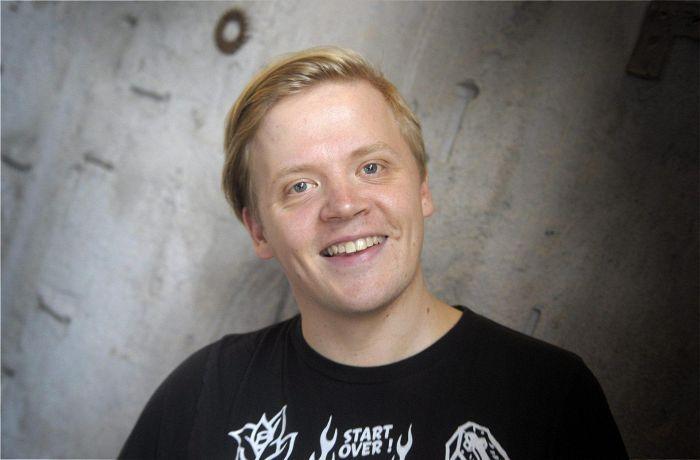 Viulisti Pekka Kuusisto esiintyi äskettäin Lontoossa.