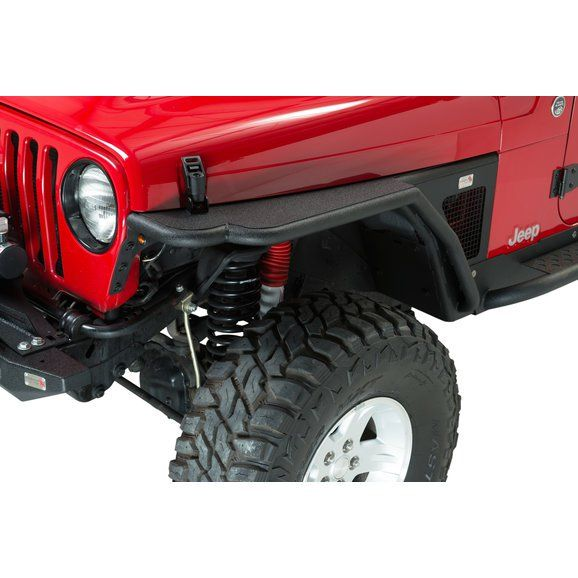 Fishbone Offroad Tube Fenders For 97 06 Jeep Wrangler Tj Jeep Wrangler Tj Jeep Wrangler Jeep