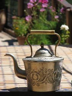 Moroccan Teapot #morocco #moroccan #design