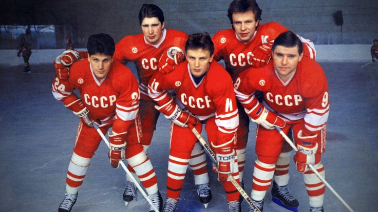 """""""Red Army"""" traces the rise and fall of the Soviet hockey team of the 1970s and '80s, whose grace and skill were unmatched, even as the players chafed at restrictions."""