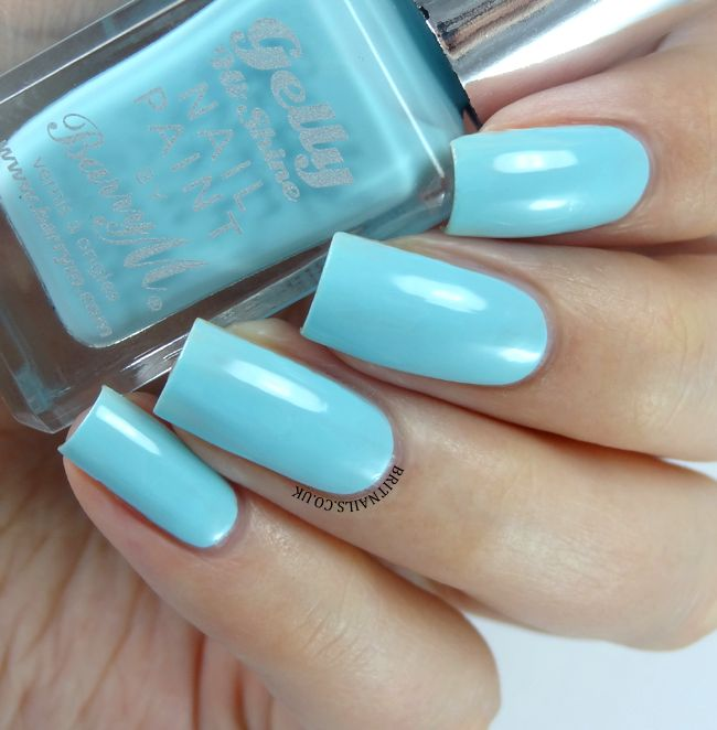 1000+ Ideas About Sky Blue Nails On Pinterest