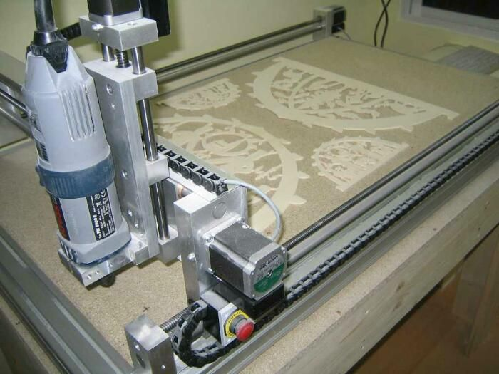 Light arches - Milling wood is one of the simple jobs of a High-Z CNC milling machine. Several customers use our machines to treat wood 2D or 3D...
