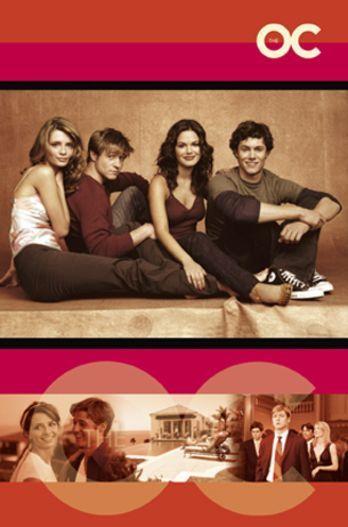 #OC: Season 1 Cover