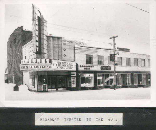Old Broadway Theater
