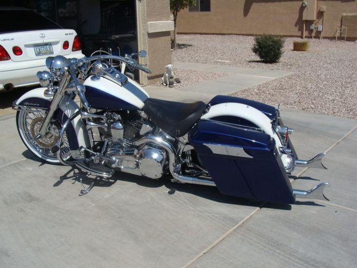 Harley Davidson Fatboy Custom Bagger