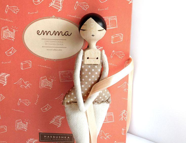 Beautiful Emma doll