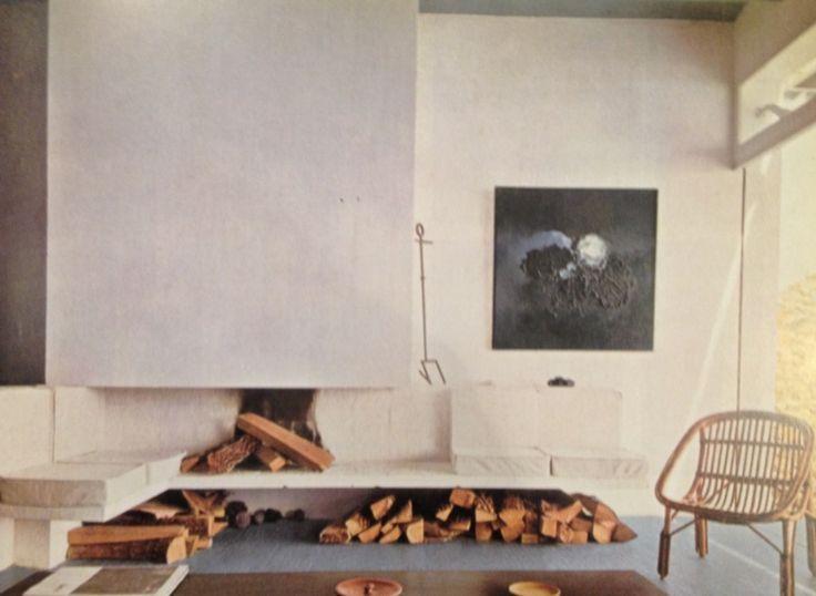 Mostres de l'arquitectura i l'interiorisme típics de Cadaqués (Casa Staempfli 1960), un article de Sese Jover Interiors.