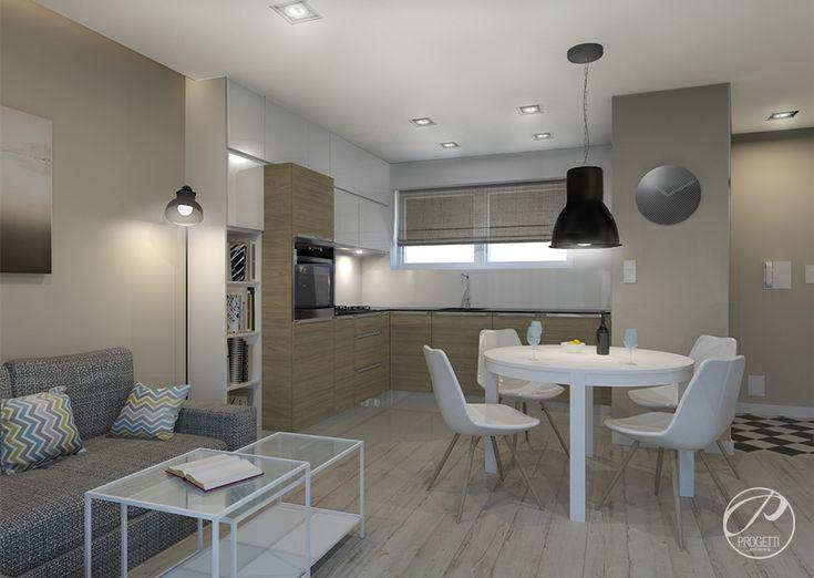Projekt domu na Wawrze | Progetti Architektura