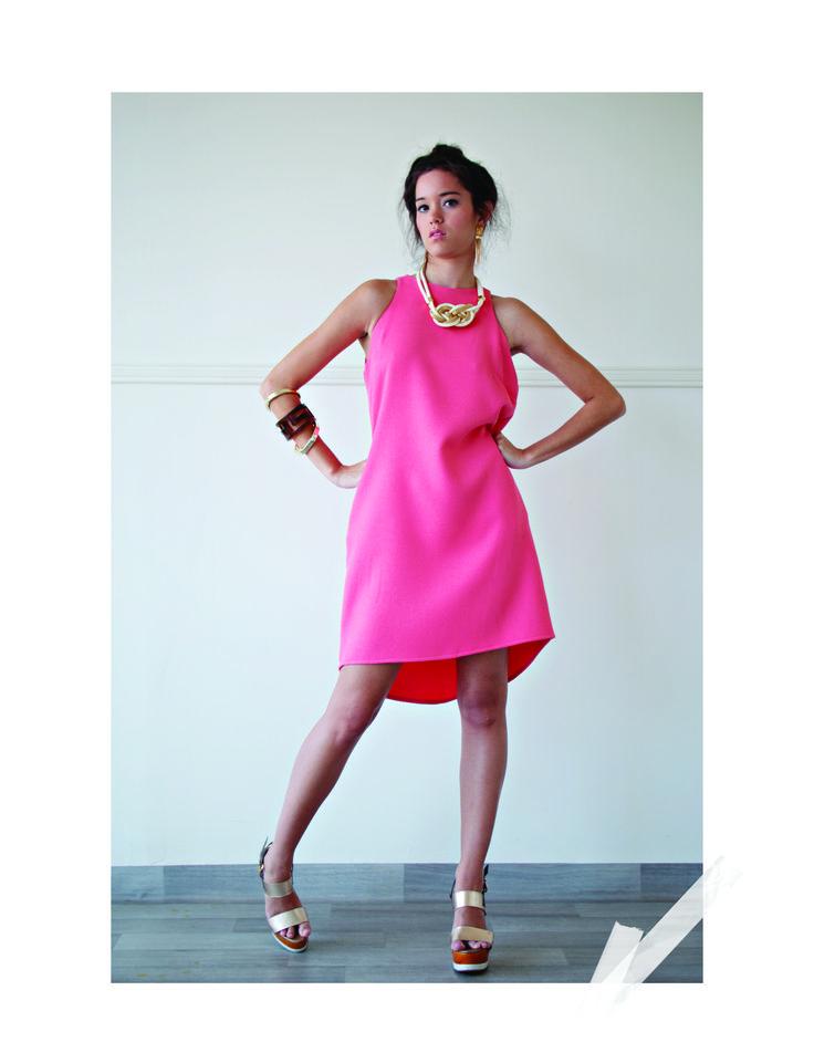 Refresh Dress SS 2014, Laetitia By: Tatiana Robles