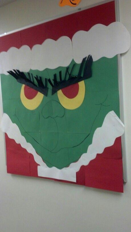 Grinch Bulletin Board                                                                                                                                                                                 More