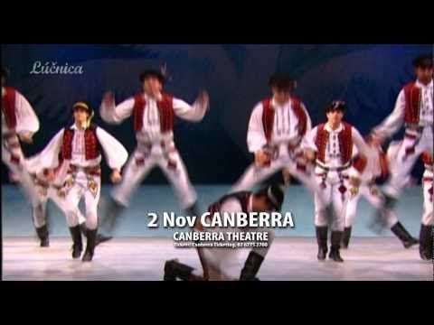 Lucnica - Australia 2010 / TV spot