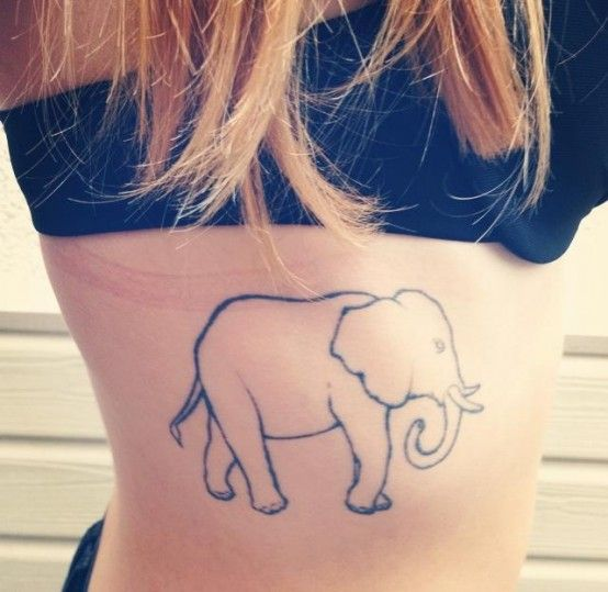 Tattoo Submission: Lucile (France)