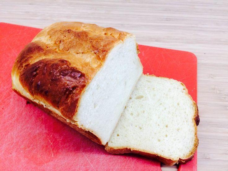 Sødmælks franskbrød (med billeder) - opskrift fra Guffeliguf.dk