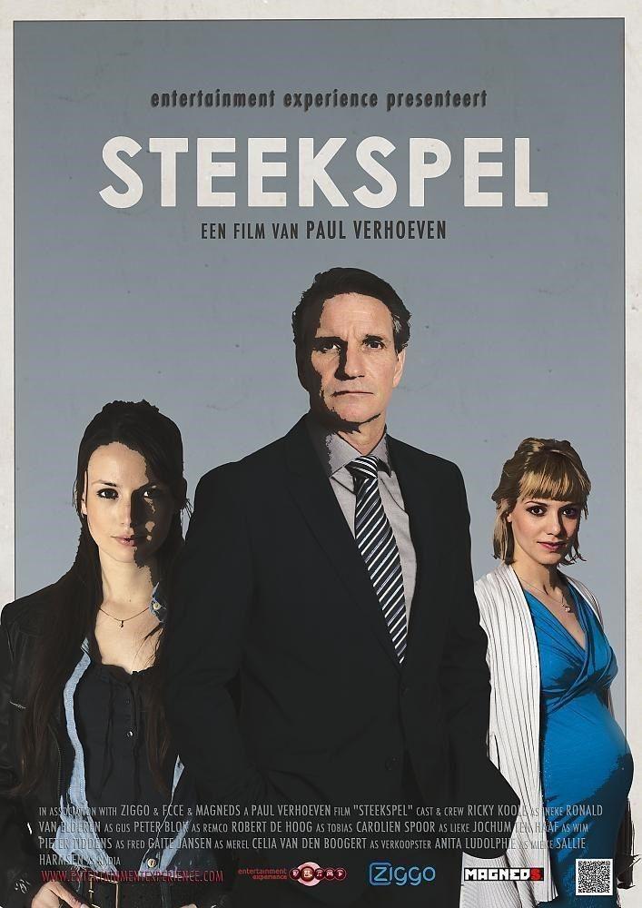 Paul Verhoeven - Steekspel (2012)