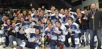 Starší dorostenci hokejové Plzně jsou mistry republiky