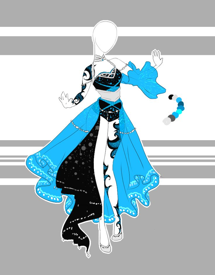 .::Outfit Adoptable 37(OPEN)::. by Scarlett-Knight.deviantart.com on @DeviantArt