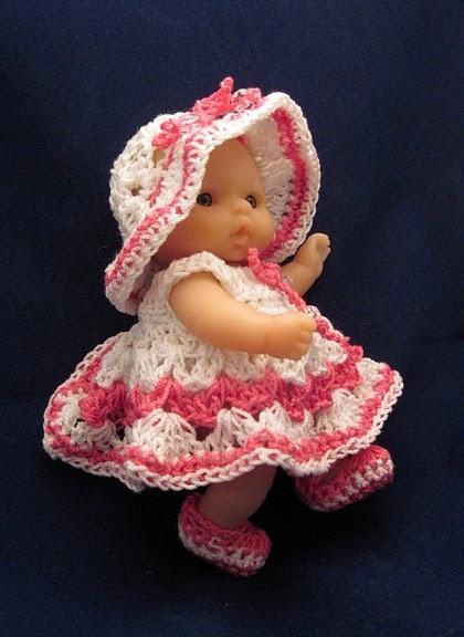 Crochet for baby doll