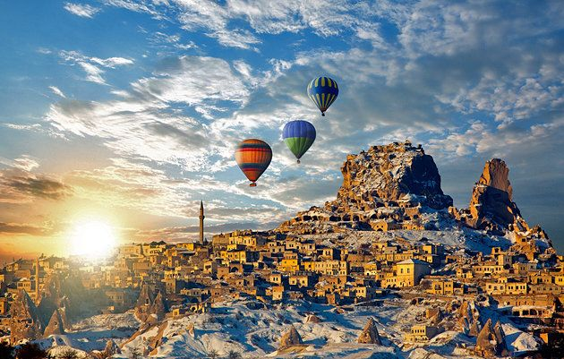 tourist destinations   12 Top-Rated Tourist Attractions in Turkey   PlanetWare