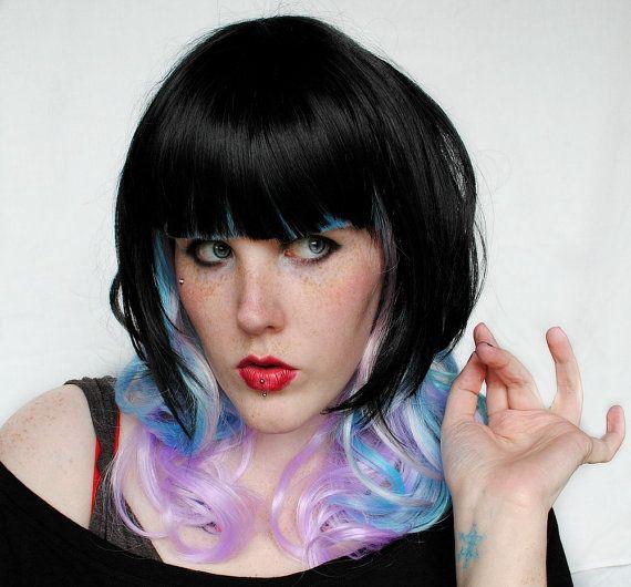 SALE - DARK FAIRY wig ...