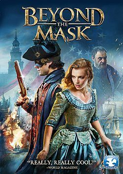 Beyond The Mask - DVD | Double crossed and on the run, an assassin for the British East India Company seeks to redeem his past by thwarting a plot against a young nation's hope for freedom. | Available at ChristianCinema.com