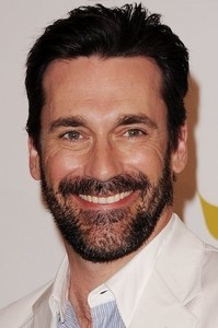 John Hamm- looking cool and scruffy. People.com - Your Turn | Got a Sexy, Scruffy Guy? Show Us His Lovable Stubble!