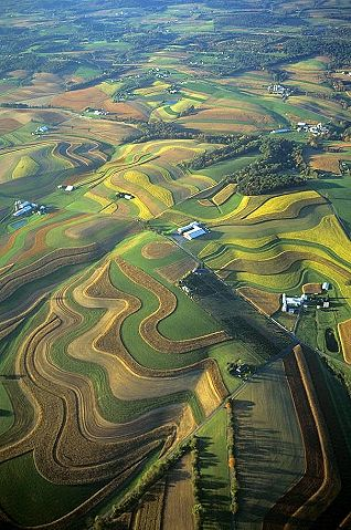 Lancaster County, Pennsylvania USA  This is where I am from.  I thank God for being able to live in such a beautiful place.
