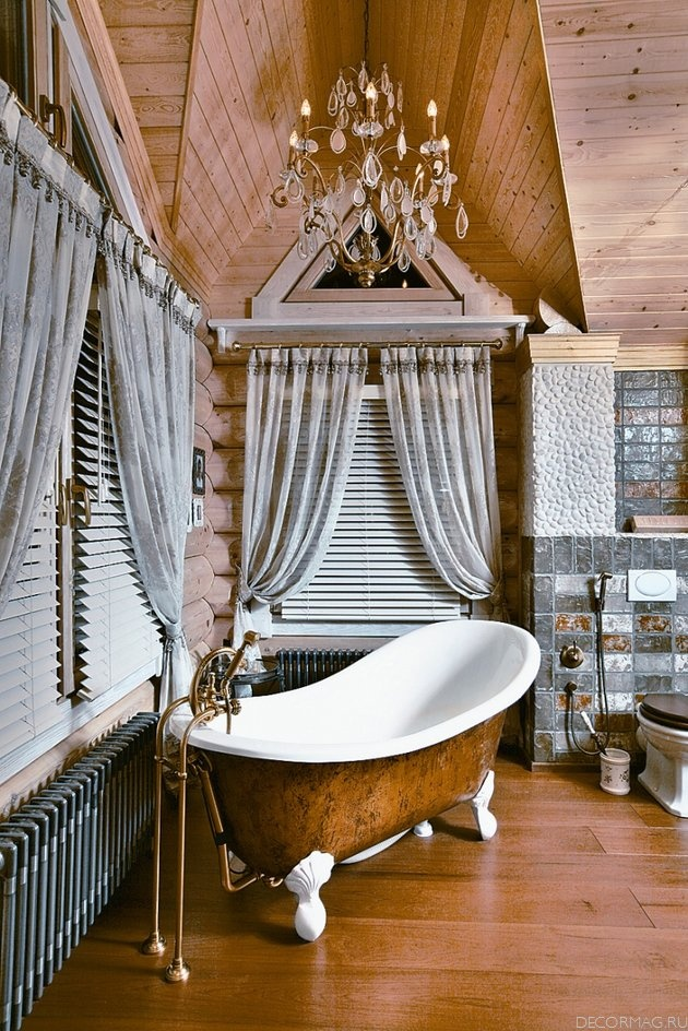 26 Stylish Bathrooms With Clawfoot Tubs Unique Interior Styles
