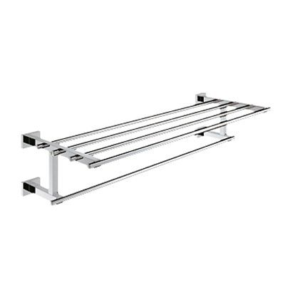 Grohe 40512000 Eurocube Multi-Towel Rack