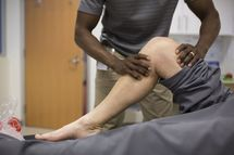 What To Do If a Knee Replacement Doesn't Bend Normally