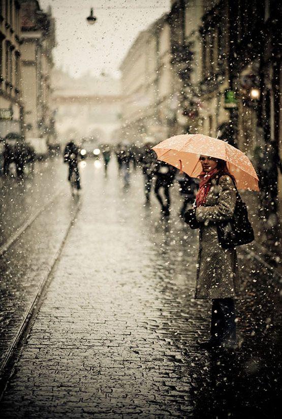 rain photography | Photo by City Portrait